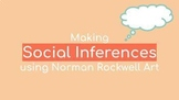 DISTANCE LEARNING: Social Inferencing