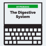 DISTANCE LEARNING The Digestive System Hyperdoc (Google Doc)