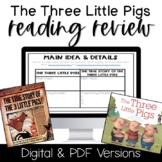DISTANCE LEARNING- Independent Reading Review
