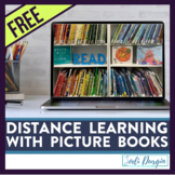 DISTANCE LEARNING WITH PICTURE BOOKS