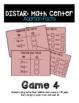 DISTAR: Math Independent Center-Set 3 (10 Games)