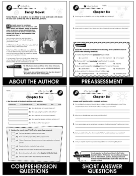 DISTRICT LICENSE 50-99 – Year Long Program – NOVEL STUDY GUIDES – Grades 3-4