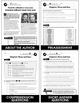 DISTRICT LICENSE 50-99 – Year Long Program – NOVEL STUDY GUIDES – Grades 7-8