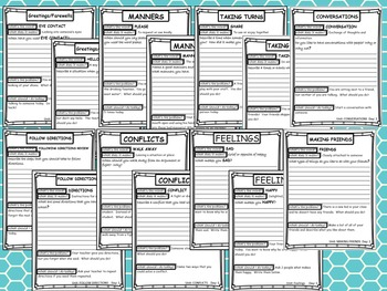 DISTRICT LICENSE FOR 5 Educators: Daily Social Skills Journal