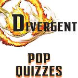 DIVERGENT 13 Pop Quizzes