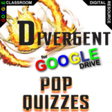 DIVERGENT 13 Pop Quizzes (Created for Digital)