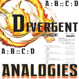 DIVERGENT Analogies PowerPoint & Activity