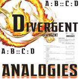 DIVERGENT Analogies PowerPoint & Activity