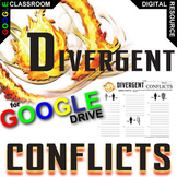 DIVERGENT Conflict Graphic Analyzer (Created for Digital)