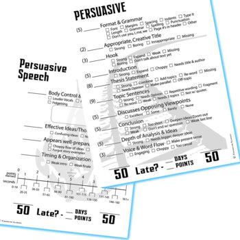 DIVERGENT Essay Prompts and Speech w Grading Rubrics