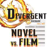 DIVERGENT Movie vs. Novel Comparison