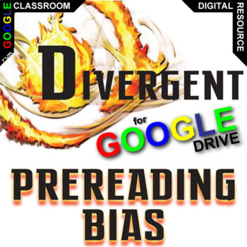 DIVERGENT PreReading Bias Activity (Created for Digital)