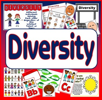DIVERSITY AND MULTICULTURAL TEACHING RESOURCES, DISPLAY, E