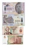 DIVERSITY - CURRENCY - MONEY