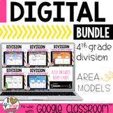 DIVISION Area Model Bundle for Google Classroom