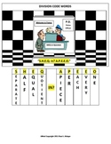 DIVISION Code Words Mnemonic (English)