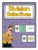 DIVISION DETECTIVES (Division Array Think-Multiplication S