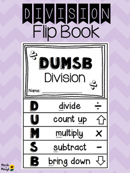 DIVISION FLIP BOOK
