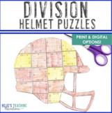 DIVISION Football Math Centers | FUN Sports Theme Classrro