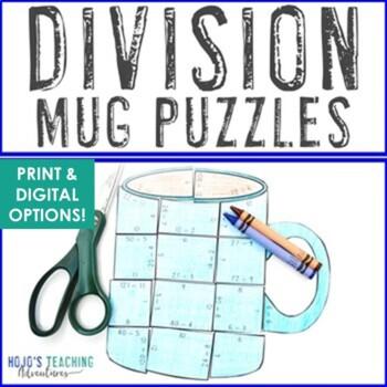 Division Hot Chocolate Mug Math Polar Express Math Games Hot