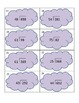 DIVISION TASK CARDS 3-digit dividends with 2-digit divisors