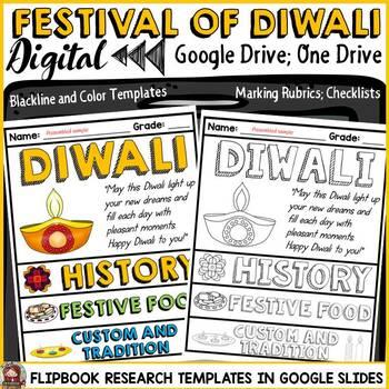 DIWALI: DIGITAL RESEARCH REPORT FLIPBOOK: GOOGLE DRIVE: GOOGLE SLIDES: PAPERLESS