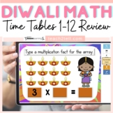 DIWALI THEME ACTIVITY: MULTIPLICATION (TIMES TABLES) BOOM