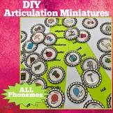 DIY Articulation Miniatures