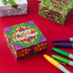 DIY Christmas Gift Boxes | 6 Pack