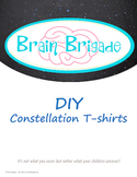 DIY - Make a Constellation T-Shirt | Maker Space, Make Act