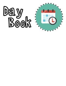DIY Day Book