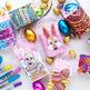 DIY Easter Gift Bags Template – Set of 8 PDF paper bag col