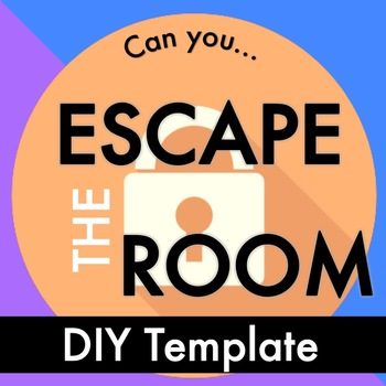 Diy escape room puzzle game by sarah 39 s stem stuff for Escape game diy