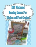 DIY Learning Game Printables