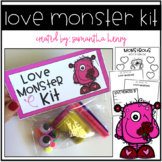DIY Love Monster Kit