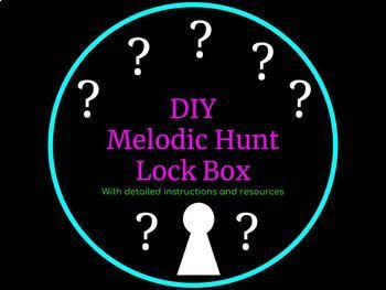 DIY Melodic Hunt Lock Box