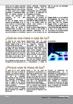 DIY Mesa de Luz / DIY Light Table