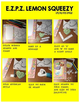 Valentines Card Paper Craft