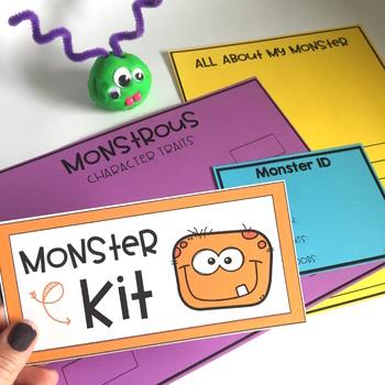DIY Monster Kit