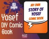 DIY My Own Story of Yosef Comic Book | Bible Torah Book of Genesis Jacob's Sons