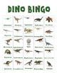 DIY PDF Dinosaur Bingo Game