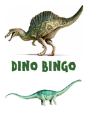 DIY PDF Dinosaur Bingo Game