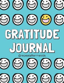 DIY Printable Gratitude Journal - Daily, Weekly or Monthly with Prompts