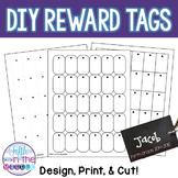 Reward Tags Template