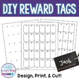 Reward Tags Template