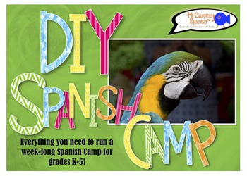 DIY SPANISH CAMP! - A Virtual Trip to Mexico, the Americas & Spain (UPDATED!)