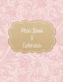 DIY Teacher Planner and Calendar