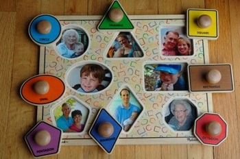 DIY Toddler Puzzles