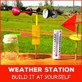 DIY Weather Station - outdoor weather science