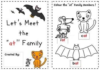 "DIY ""at"" Family Booklet"